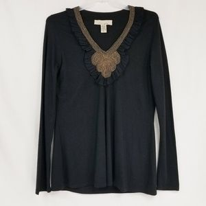 *2 for $20* Suzette Beaded Top